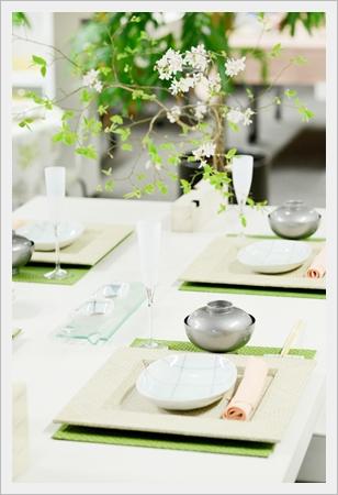 お花見テーブル♪ ~ブラッシュアップクラス_d0217944_2349511.jpg