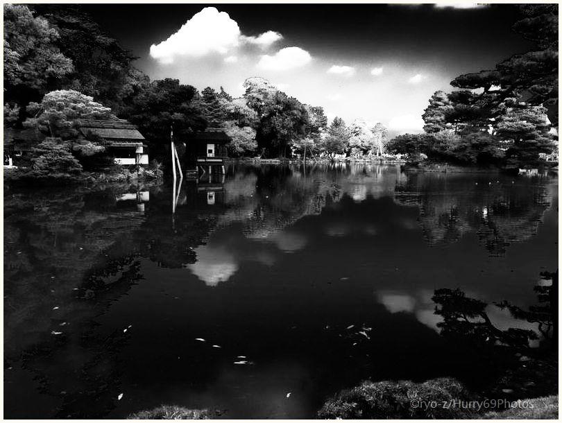 赤外線風~兼六園2011~ GRDIII_e0063851_18303483.jpg
