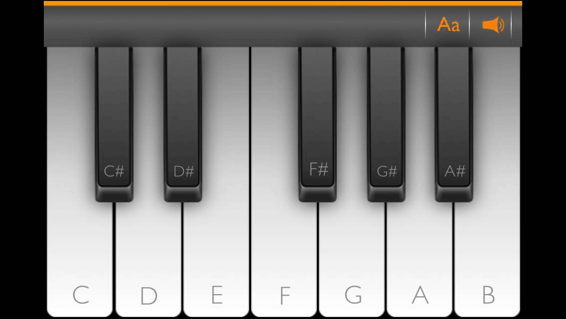 PianoPass スクリーンショット1