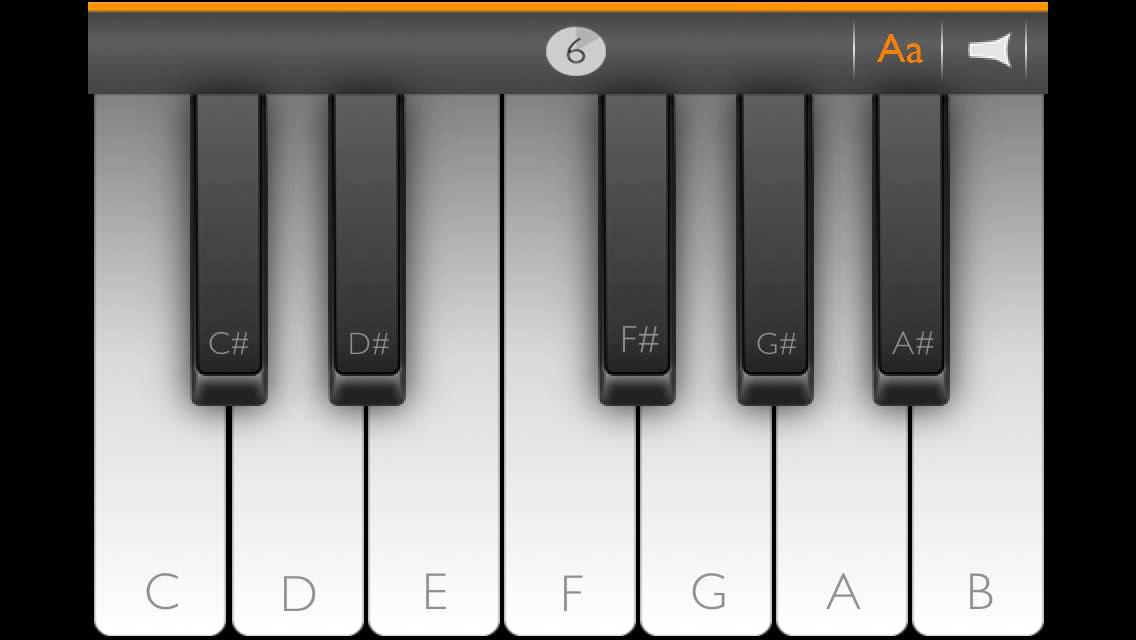 PianoPass スクリーンショット2