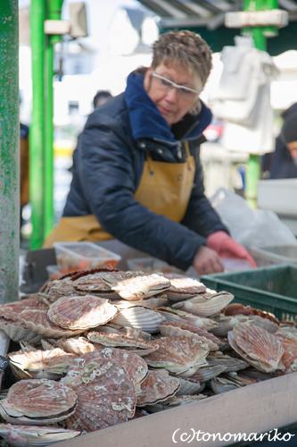 海沿いのマルシェの魚たち_c0024345_4523422.jpg