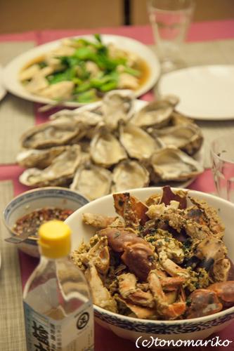 海沿いのマルシェの魚たち_c0024345_4544637.jpg