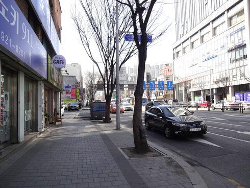 3月 ソウル旅行 その3 「Cafe 3r...