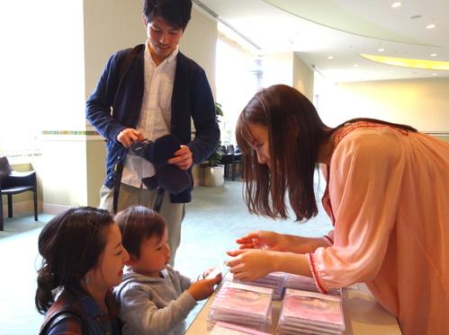 大阪4日間ありがとう!そして本日NHK FMに出演!_e0261371_1615553.jpg