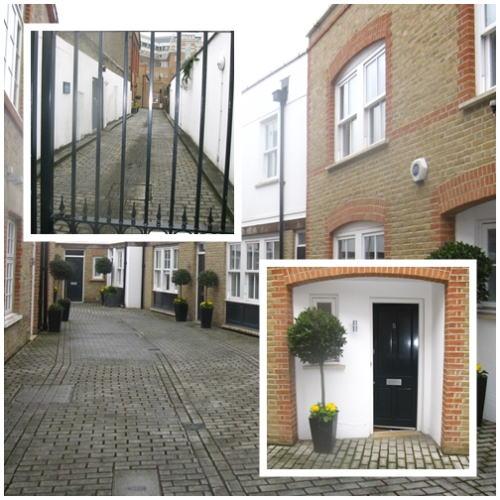 ロンドンのアパートメント探しの結果と人生の岐路_c0090198_5552949.jpg