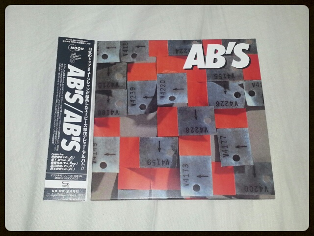 AB\'S / AB\'S (紙ジャケ)_b0042308_053721.jpg