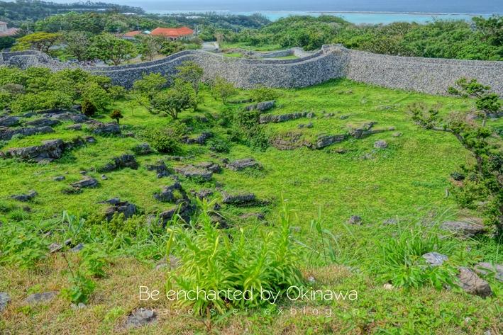 ココは世界遺産だったのか。。。今帰仁城跡@沖縄_b0108109_11465935.jpg