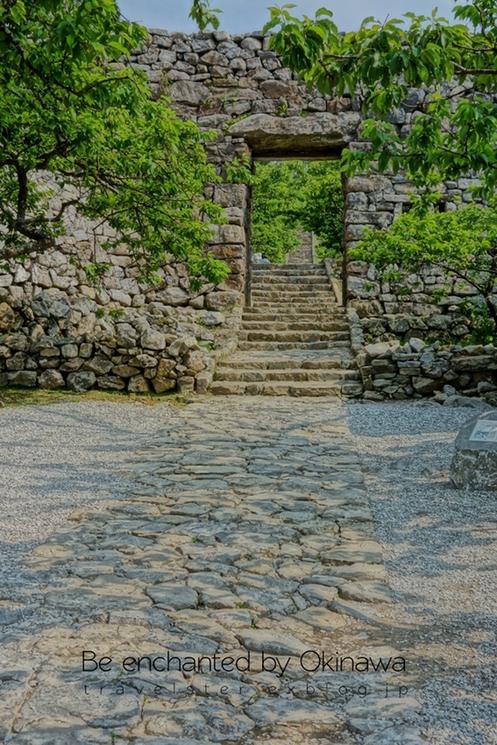 ココは世界遺産だったのか。。。今帰仁城跡@沖縄_b0108109_18395228.jpg