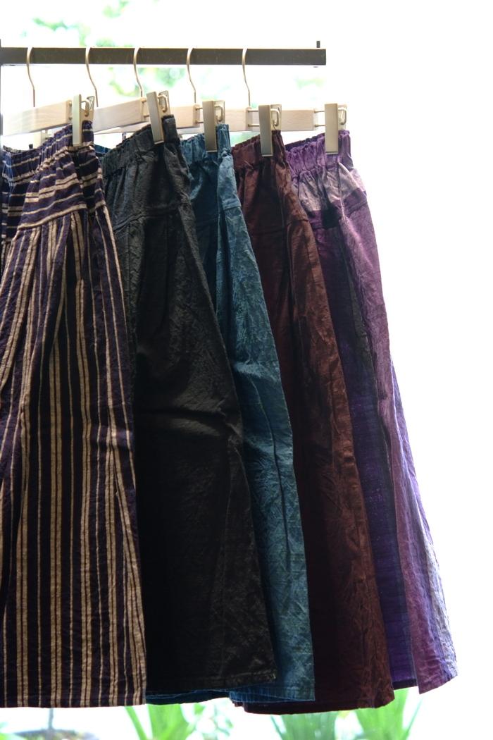 yamma ヤンマ産業さんのお洋服が追加で入荷いたしました : nara