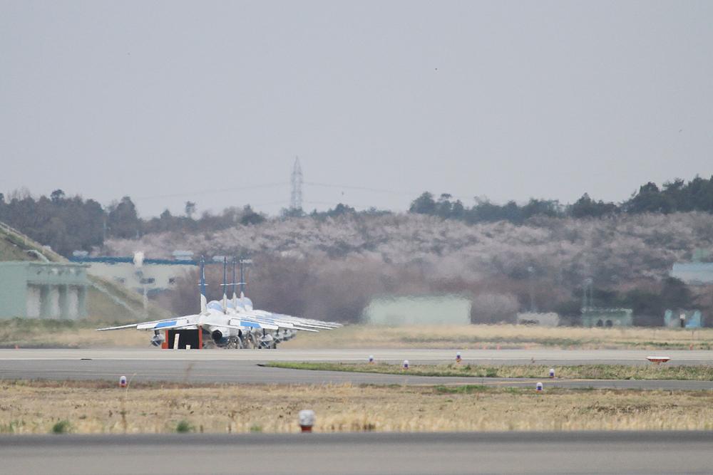 JASDF 2013.3.30 ブルーインパルス松島帰還 【JASDF Blue Impulse】_f0250322_19193138.jpg