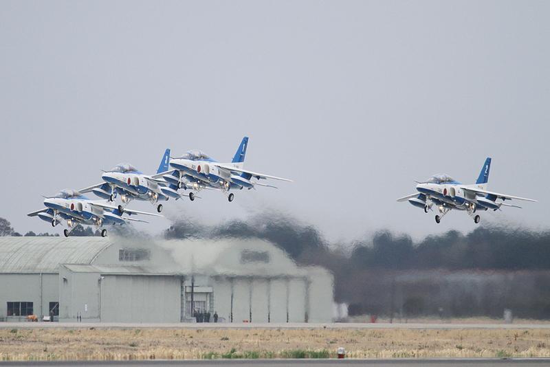 JASDF 2013.3.30 ブルーインパルス松島帰還 【JASDF Blue Impulse】_f0250322_19193985.jpg