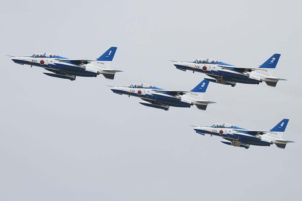 JASDF 2013.3.30 ブルーインパルス松島帰還 【JASDF Blue Impulse】_f0250322_19194542.jpg