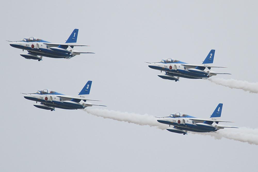 JASDF 2013.3.30 ブルーインパルス松島帰還 【JASDF Blue Impulse】_f0250322_19195113.jpg