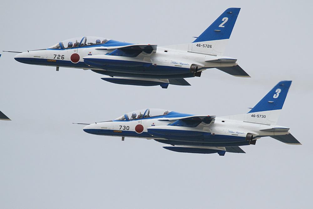 JASDF 2013.3.30 ブルーインパルス松島帰還 【JASDF Blue Impulse】_f0250322_192012100.jpg