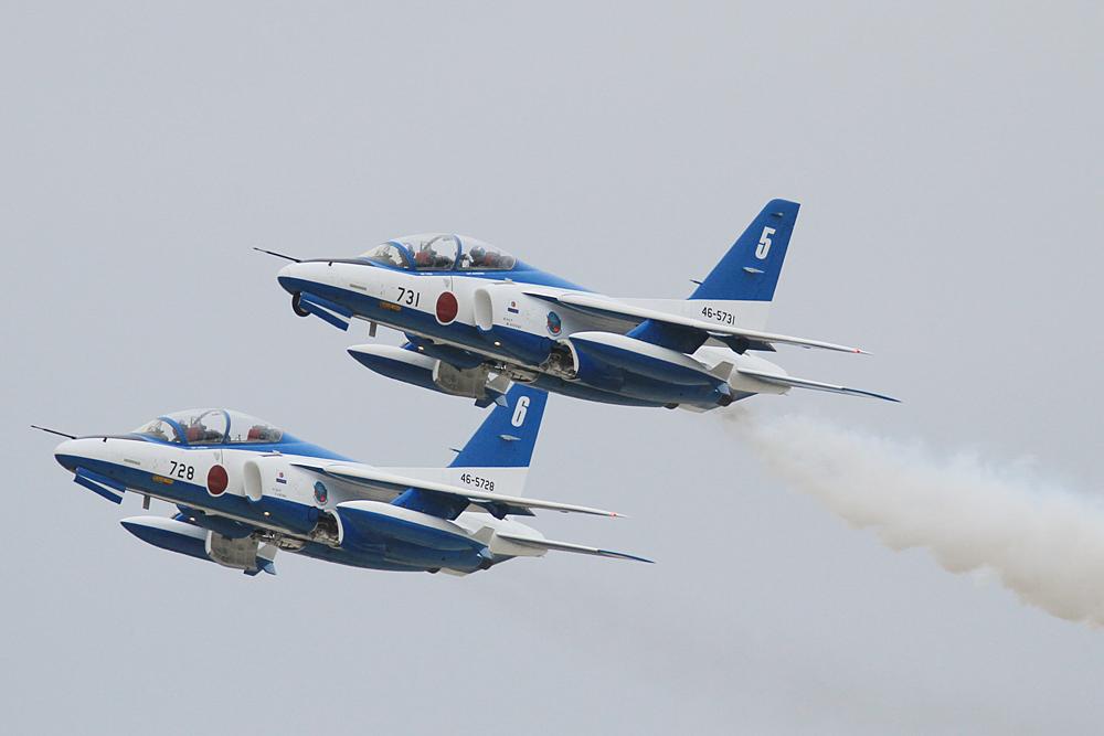 JASDF 2013.3.30 ブルーインパルス松島帰還 【JASDF Blue Impulse】_f0250322_19201789.jpg
