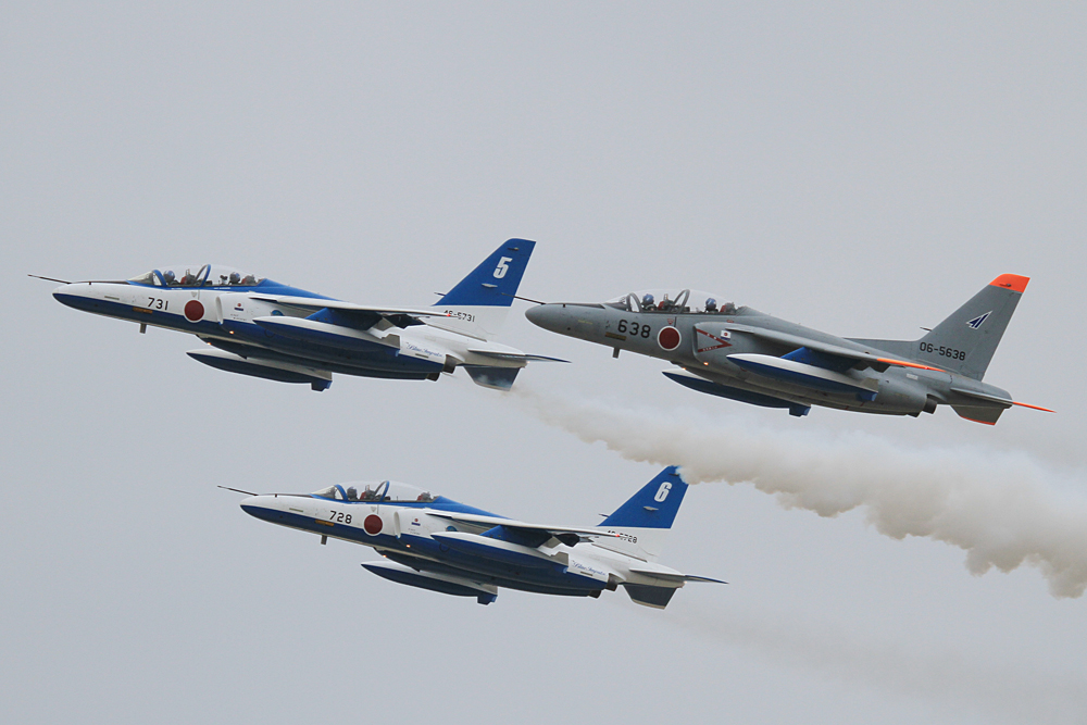 JASDF 2013.3.30 ブルーインパルス松島帰還 【JASDF Blue Impulse】_f0250322_19202193.jpg
