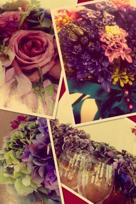 お花屋さんに会場装花のイメージを伝える_c0043737_054573.jpg