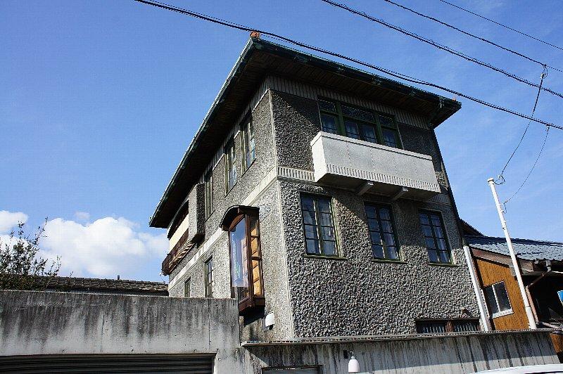 琴平町の都津村邸洋館_c0112559_9555231.jpg