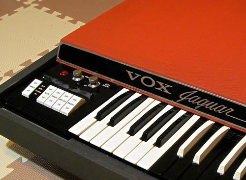 VOX Jaguar V304 E2 メンテナンス1_e0045459_2120491.jpg