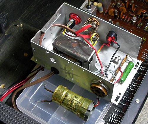 VOX Jaguar V304 E2 メンテナンス1_e0045459_2138453.jpg