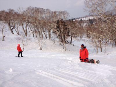 北海道8日目☆ サッポロ国際スキー場_c0151965_1821128.jpg