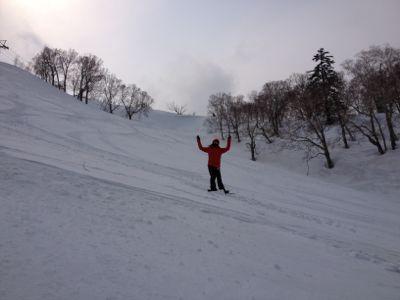 北海道8日目☆ サッポロ国際スキー場_c0151965_18211444.jpg