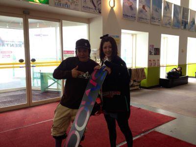 北海道8日目☆ サッポロ国際スキー場_c0151965_18211735.jpg