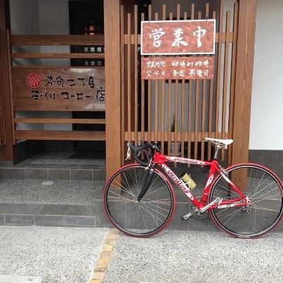 自転車 de 配達_b0183681_20312659.jpg