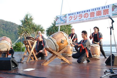 クジラの音楽祭2013!!