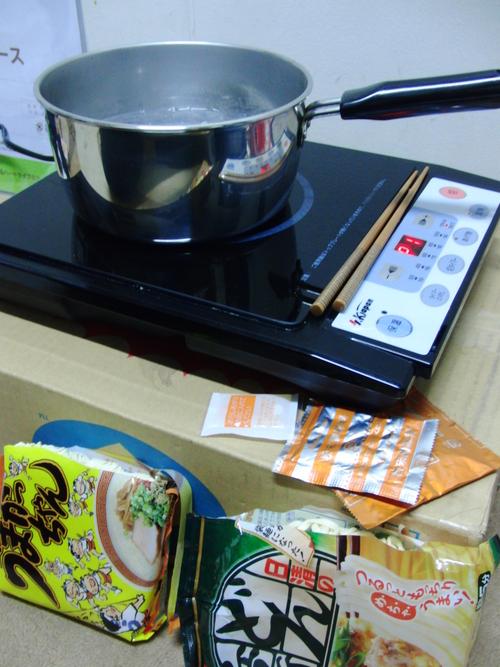 恐怖! リキペディアお料理教室 パート2!_f0186726_1814173.jpg