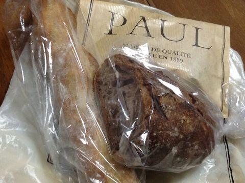 PAULのバゲット_d0111435_22425448.jpg