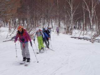2013 志賀高原~カヤノ平~野沢温泉スキーツアー _a0023246_17523845.jpg