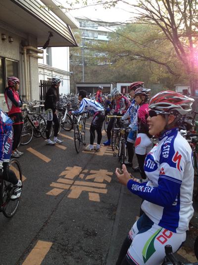 金栄堂サポート選手:日本体育大学自転車競技部・小島蓉子選手インプレッション!_c0003493_1021331.jpg