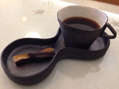 野上薫さんのマグカップ_b0132442_1663919.jpg