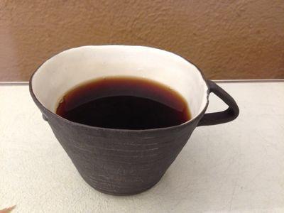 野上薫さんのマグカップ_b0132442_1663986.jpg