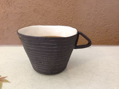 野上薫さんのマグカップ_b0132442_166405.jpg