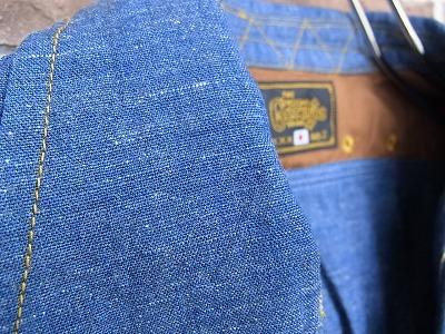 ゲルガのシャツ 凄く良いと思います!!_d0100143_2224343.jpg