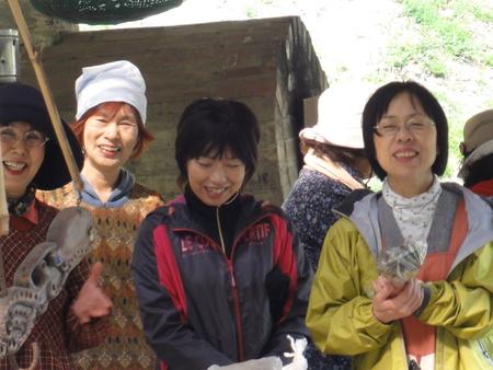 平成24年度みさき里山クラブ総会  in 孝子の森「バンブーハウス」_c0108460_21522691.jpg