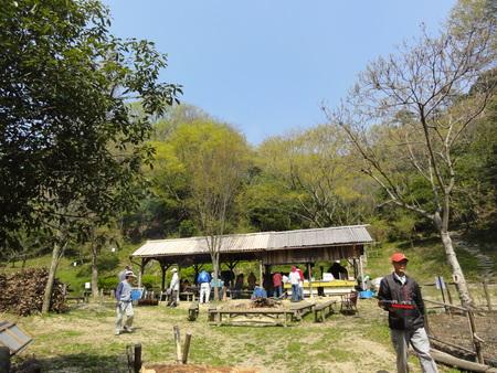 平成24年度みさき里山クラブ総会  in 孝子の森「バンブーハウス」_c0108460_2157497.jpg