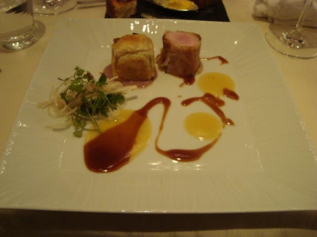 恵比寿「レストラン 間」へ行く。_f0232060_1545461.jpg