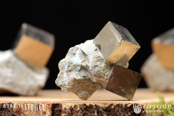 キュービックパイライト原石(スペイン産)_d0303974_14521832.jpg