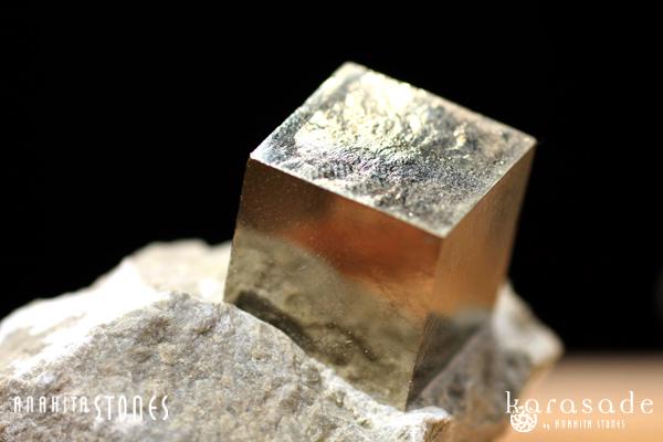 キュービックパイライト原石(スペイン産)_d0303974_15274482.jpg