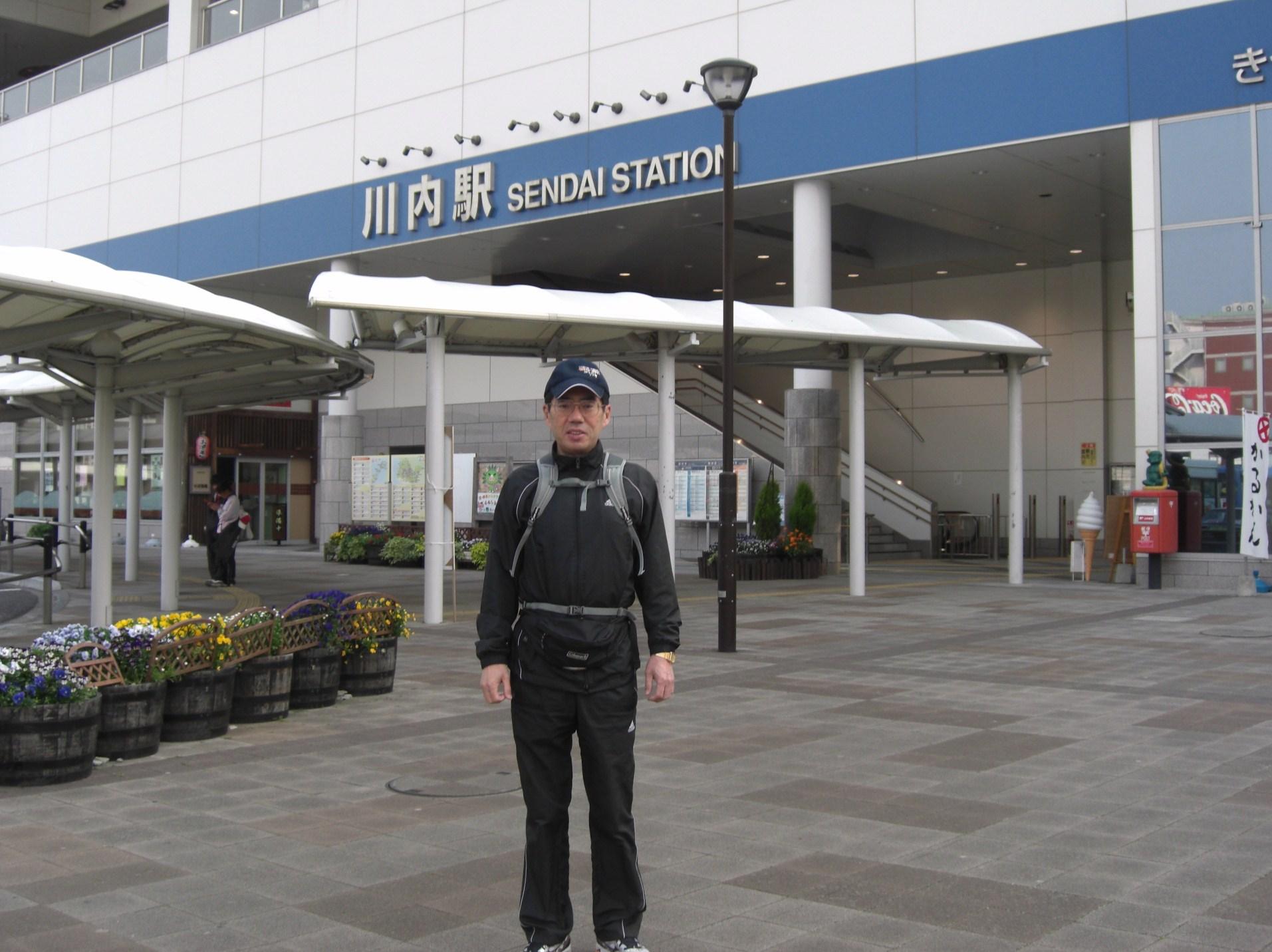 川内→鹿児島55キロウォーク_e0294183_184614.jpg