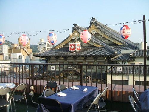 京都 祇園 でビアガーデン_d0162300_14422199.jpg