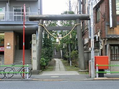 桜田神社(六本木散歩)_c0187004_1703937.jpg