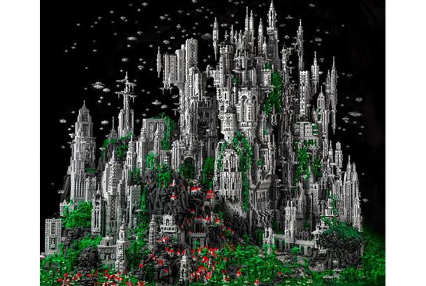 LEGOで創られた、幻想世界に唖然!_e0120614_23551549.jpg