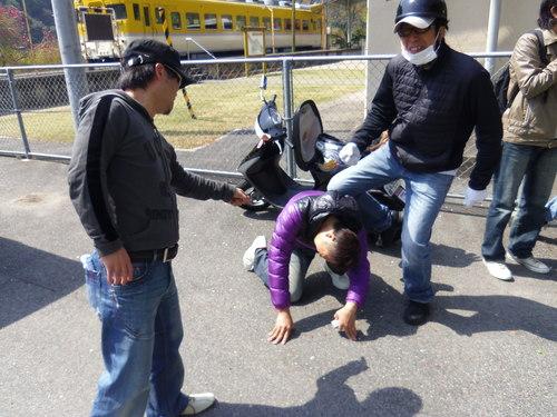 バーバーユニオン杯 原チャリつ~りんぐ!!_e0036217_2182514.jpg
