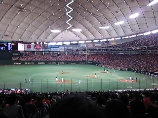初野球観戦_a0139334_1364476.jpg