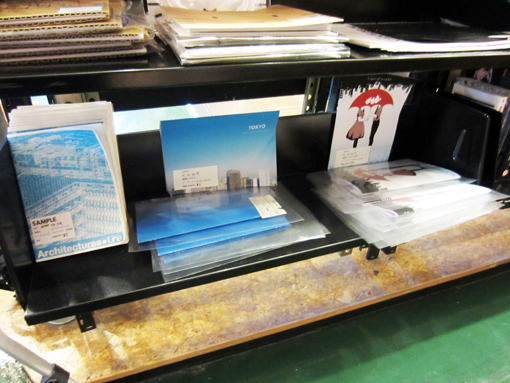 2013 NY ARTISTS\' BOOK FAIR Report3_St. Mark\'s Bookshop   _c0096440_6405545.jpg