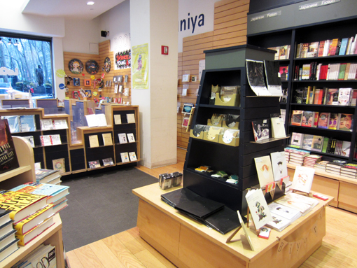 2013 NY ARTISTS\' BOOK FAIR Report1_KINOKUNIYA BOOK STORES_c0096440_653836.jpg